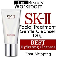 ★ SKII Facial Treatment Gentle Cleanser 120g★ Clear Lotion 230ml - 100% authentic