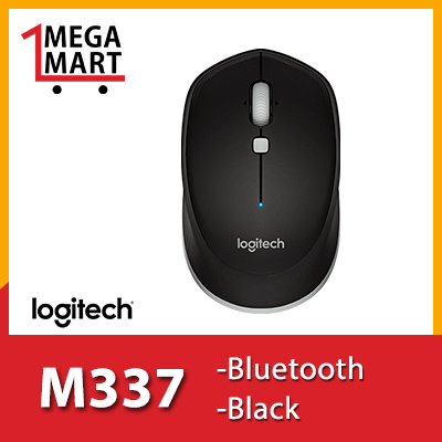 b0206fa1d76 Qoo10 - [LOGITECH] Bluetooth Mouse M337 - Black/ Blue/ Red 1 Year ...
