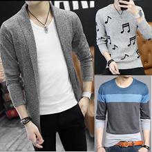 men/women cardigan winter sweater Knitted wool Knitwear top Coat Jacket wear blouse clothes shorts