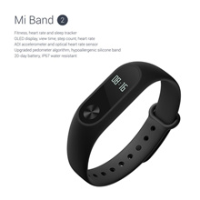 Original Xiaomi Mi band 2 OLED Display Heart Rate Monitor
