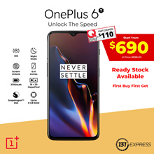 [New] OnePlus 6T | 3 Colors | 8G+128GB | Eta 10 November