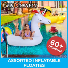 【Local Stock】Swimming Float Inflatable Giant Float/party/kids Float/Unicorn Inflatables Floaties toy