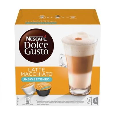Unsweetened Latte Macchiato (8S)