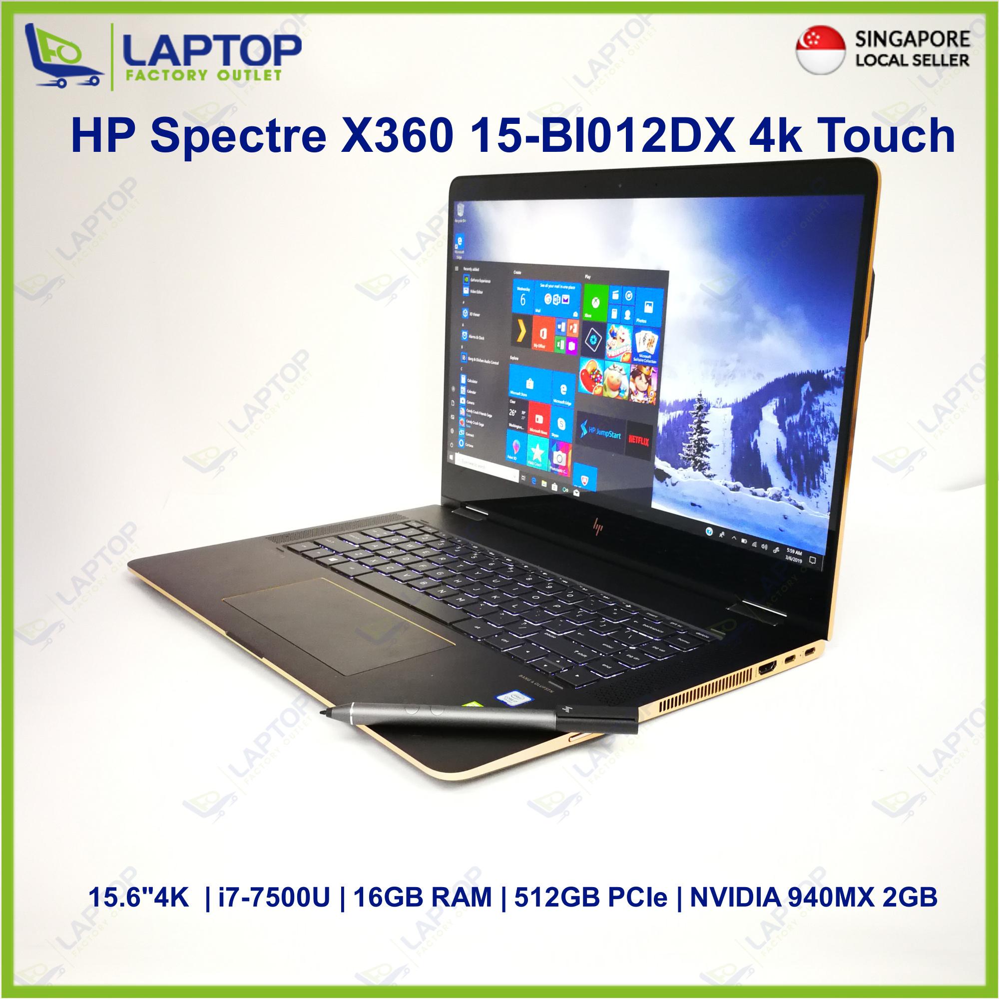 Qoo10 - HP Spectre X360 15-B : Computer & Game