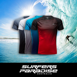 Sportswear 81 – Ultimate Performance Quick Dry Short-Sleeved T-Shirt