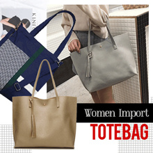 READY STOCK - Tote Bag Import Tas / Handbag Import / Shoulder Bag Wanita - BEST SELLER