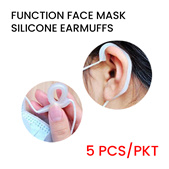ProShield Face Mask Silicone Ear Guard (5pairs/pack)