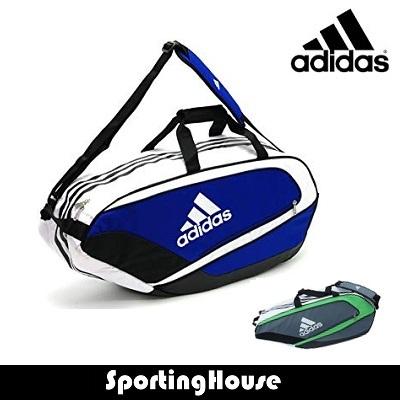 Qoo10 - Adidas Tennis Racquet Bag   75 x 34 x 20 cm   Men s Bags   Shoes 95ec3122e984f