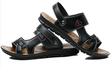 Sandal Men Sandal Cow leather For Casual Wear Selling At Cost Price