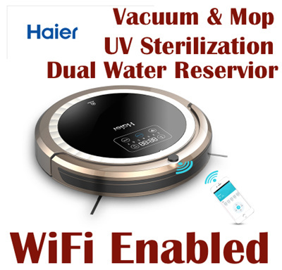 haier robot vacuum. qoo10 - ☆free delivery☆best price☆ wifi enabled ☆ haier robot vacuum cleaner s: home electronics l