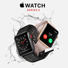Apple Watch Series 3 GPS 38mm / 42mm