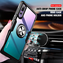 Oppo R15 R17 Magnetic Shockproof Cover Case  25447