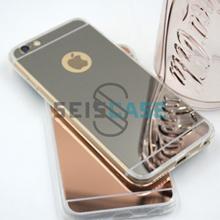 Mirror Back Shine Shinning Case iPhone 5 5s SE 6 6s 6 Plus 6s Plus 7 7 8 Plus
