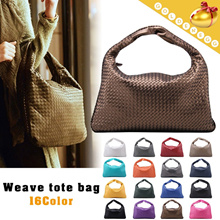 ◆Quality Weave Tote bags for women◆ Hollywood star bag/ Daily bag-16 colors