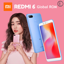 XIAOMI REDMI 6 ORIGINAL BUILT-IN GLOBAL ROM / EXPORT SET