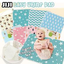 ★Baby Urine pad ★ Diaper Pad ★ Natural Fibers★ Cotton ★ Diapers Changing Mat Bed Protector JIJI BABY