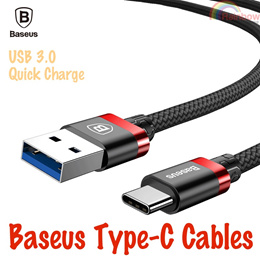 Baseus USB Type-C Cable★USB 3.1★High Speed★Android Google Compliant TypeC Type C Fast Charge Data SG
