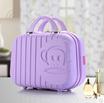 La Belle - NO OPTION!! NEW Fashion makeup bags14-inch portable suitcase