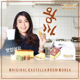 [FOOD] Wangka/Korea/Jumbo/cake/Kastella/Roti/Bakery/Desert/Keju/fresh/Cake/