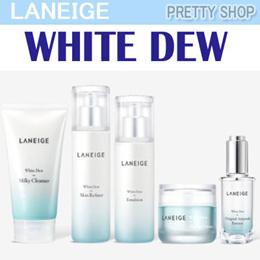 ★LANEIGE★White Dew Line! Skin/Emulsion/essence/original cream/tone up cream