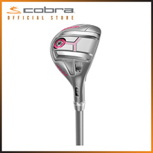 COBRA GOLF King F7 Hybrid Silver (Asian) Women Graphite Womens Adjustable Loft ★ FREE DELIVERY