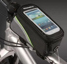 Cycling Bike Bag with Mobile Phone Compartment (91974)