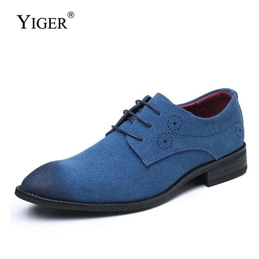 Qoo10 - Men dress shoes large size