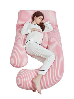 孕妇枕头护腰侧睡枕侧卧靠枕孕期u型睡垫床托腹g睡觉神器抱枕睡枕