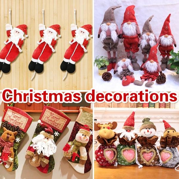 Qoo10 Christmas Decoration Furniture Deco