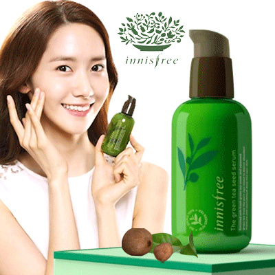 [INNISFREE] The Green Tea Seed Serum Deals for only Rp179.000 instead of Rp298.333