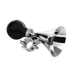 Kid Bicycle Plastic Horn Bell Ball Trumpet Warning Alarm Children Black