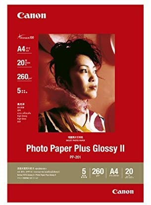 Qoo10 Canon Photo Paper Plus Glossy Ii 5 X 7 Glossy 2311b024