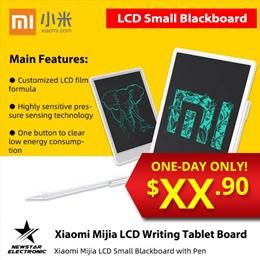 Xiaomi Mijia LCD Writing Tablet Board Electronic Blackboard Handwriting Pad Graphics Board Baby