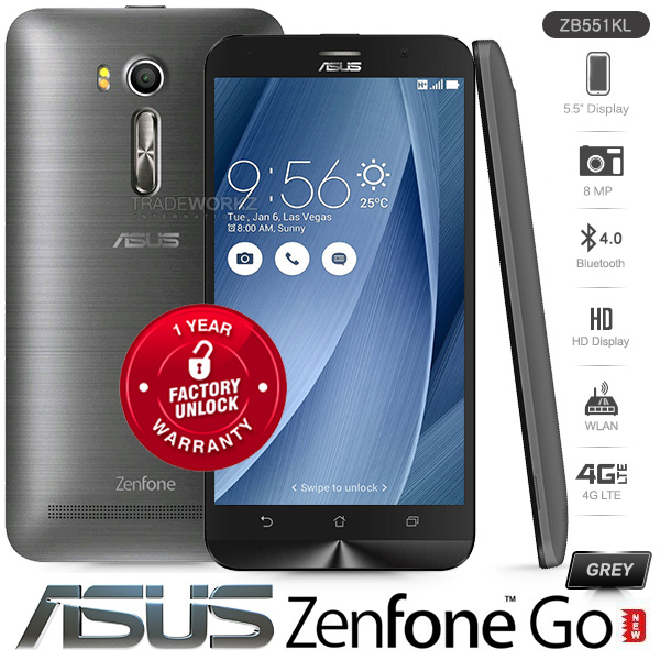 Asus Zenfone Go ZB551KL Deals for only Rp1.699.000 instead of Rp1.699.000