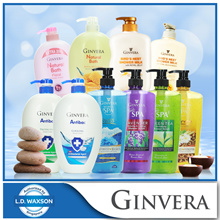 [GINVERA] Bundle of 3 Shower Cream / Natural Bath / Shower Scrub x 3 bottles