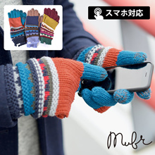 Smartphone compatible gloves Women's Men's Touch Gloves Sumaho Gloves for Smaho Product Name: erik Color Design Gloves