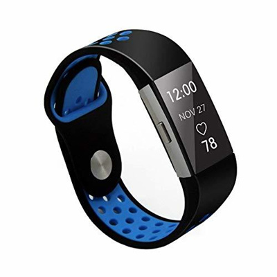 TVT Sport for Fitbit Charge 2 Bands, Adjustable Replacement Sport Strap  Bands for Fitbit Charge 2
