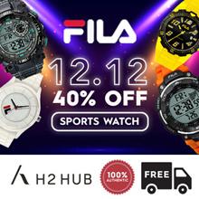 [FILA] Low Price Unisex Kids Watches | 1 Yr Warranty | FREE Lifetime Battery | FREE Shipping