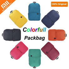 Xiaomi 10L Backpack Bag Waterproof Colorful Leisure Sports Small Size Chest Pack Bags Unisex