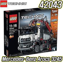 [SG Retail $399.90!] LEGO Technic 42043 Mercedes-Benz Arocs 3245 Building Kit