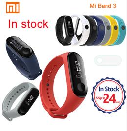 Xiaomi Mi Band 2 3  Smart Bracelet Heart Rate Pulse  OLED Touchpad mi band 3 2 Wristband