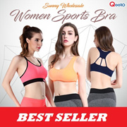 【PROMO】Women Sport Bra For Yoga Daily wear gym/comfortable/breathable