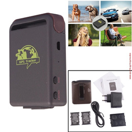 MINI Vehicle GSM GPRS GPS Tracker Car Vehicle Tracking Locator Device