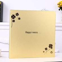 A4 photo album this album manual self-adhesive film universal 4/5/6/7/8/10 inch couple family album