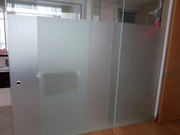 76 x 100 cm Frosted Opaque Privacy Window Film Singapore Seller Ready Stock Very Fast Delivery