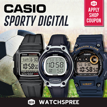 *APPLY SHOP COUPON* *CASIO GENUINE* SPORTY DIGITAL WATCHES!  Free Shipping!