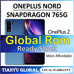 OnePlus Nord 5G | OnePlus Z | Snapdragon 765G | Fast charging 30W | 6.44 inch Fluid AMOLED