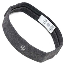 lululemon Rulelemon cardio cross trainer headband Cardio Cross Trainer Headband / W9H15S0HBLK0OS