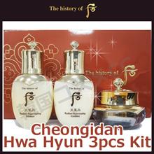 [Sample] The history of Whoo Cheongidan Hwa Hyun 3-Item KIT