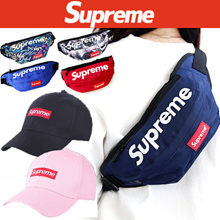 [Supreme]36 TYPE Canvas Tote BAG / Cap / sling bag / shoulder bag / hip sack / waist /